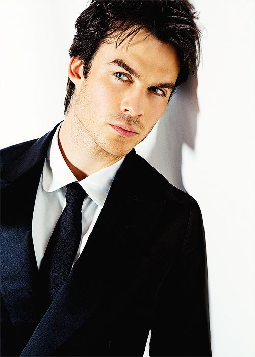""" Ian Somerhalder Prestige Hong Kong Photoshoot  """