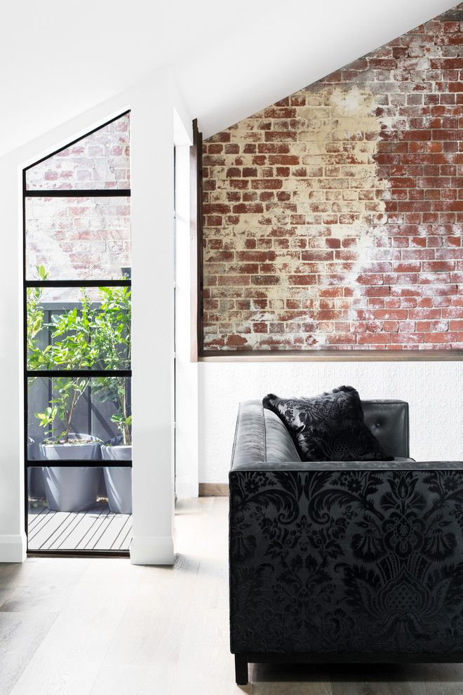 54 Eye Catching Rooms With Exposed Brick Walls
