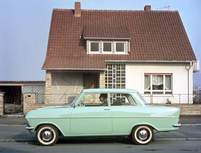 Opel Kadett A . My dream car