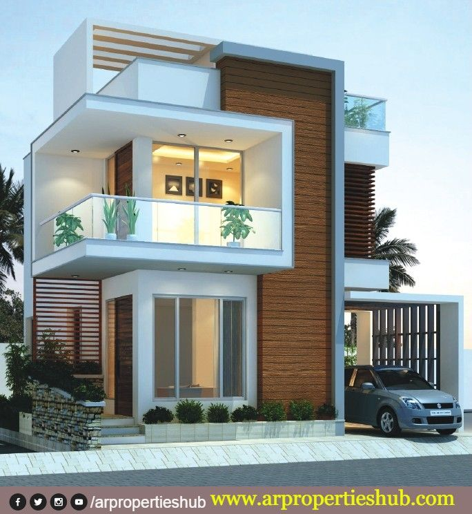 Independent House For Sale In Nectar Gardens Madhapur