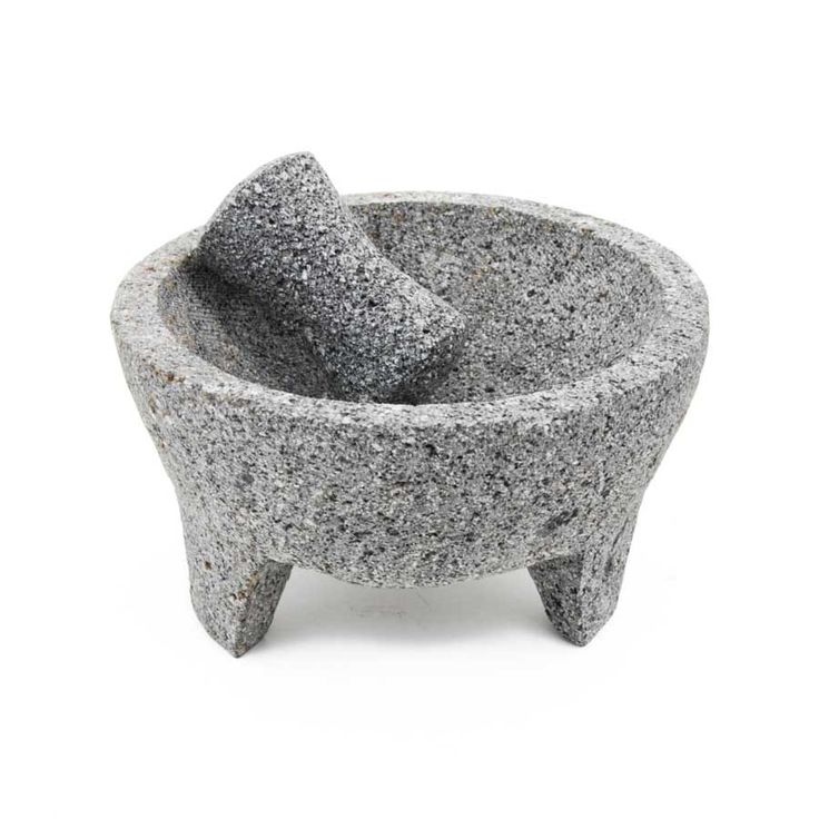 Using and Choosing a Mexican Mortar and Pestle