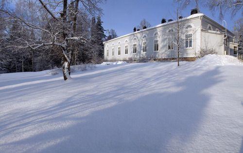 The Manor of Ersta, Nastola, Finland