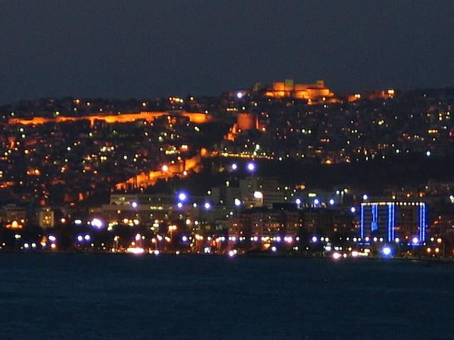 Thessaloniki - kalamaria view