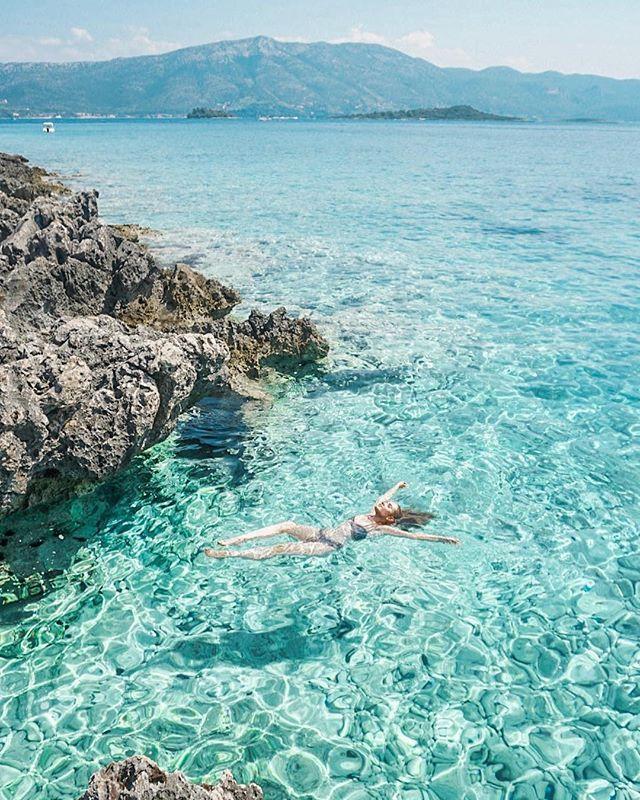 Badija Island By Korcula Croatia Via The Petite Wanderer Croatia Beach Croatia Travel Croatia Travel Guide