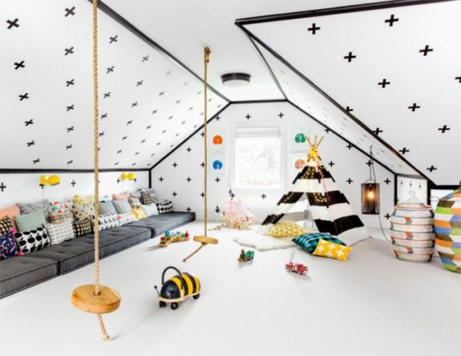 Kinderspielzimmer einrichten und gestalten – tolle Ideen für einen Traumort