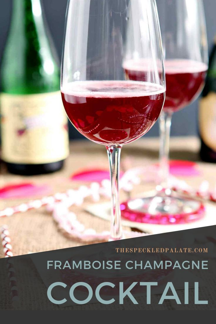 Framboise Champagne Cocktail Recipe In 2020 Raspberry Beer Alcoholic Cocktail Recipes Perfect Drinks