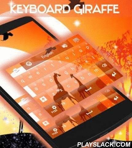"""Giraffe Keyboard  Android App - playslack.com ,  Als u wilt gaan op een safari rit , dan moet u kijken op onze nieuwste thema : GIRAF TOETSENBORD ! DOWNLOAD Giraffe Keyboard nu en laat deze geweldige graphics nemen u mee op een geweldig avontuur !- Voor de installatie , volg de 3 eenvoudige stappen: Openen na downloaden , drukt u op """"Instellen als Active Theme"""" en selecteer het thema van de volgende pagina !- De ongelooflijke HD screenshots wij bereid zullen u overtuigen dat dit een moet…"""