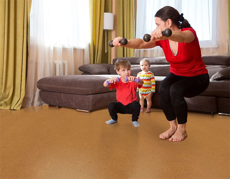 how to clean and maintain cork flooring