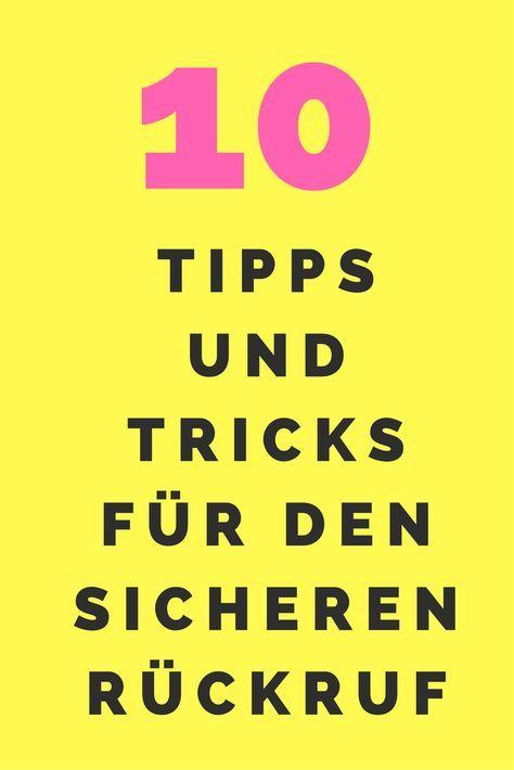 Mit diesen 10 Tipps und Tricks bringst Du Deinem Hund den sicheren Rückruf bei.