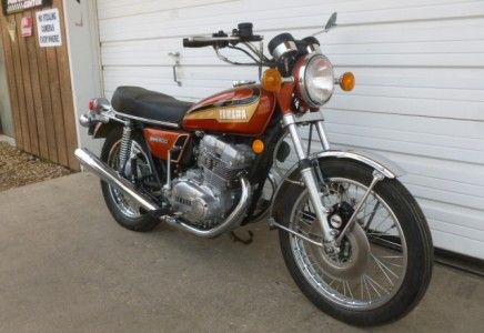 1973 Yamaha TX500 - Used Motorcycles, New and Used Motorcycle Parts by Sportwheels - Used Motorcycles, New and Used Motorcycle Parts by Spor...