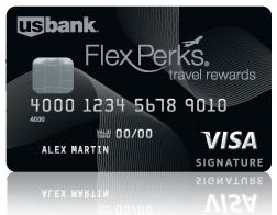 US Bank FlexPerks $24,000 Spend Bonus and PayPal Extras MasterCard 50,000 Point Annual Cap  Back in October, I wrote about the US Bank and Visa Checkout promo.  It looks like the 1,000 bonus FlexPoints just posted to my account a few days ago.  If you signed up for the promo, you should see your bonus points post soon. PayPal Extras MasterCard December statement just closed and I saw the message that I had reached my 50,000 point annual cap.  Since we are now in January, th