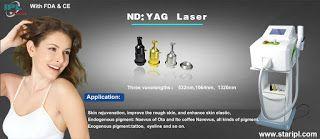 laser system : New Beauty Machine Nd yag Laser Laser Pigment Remo...