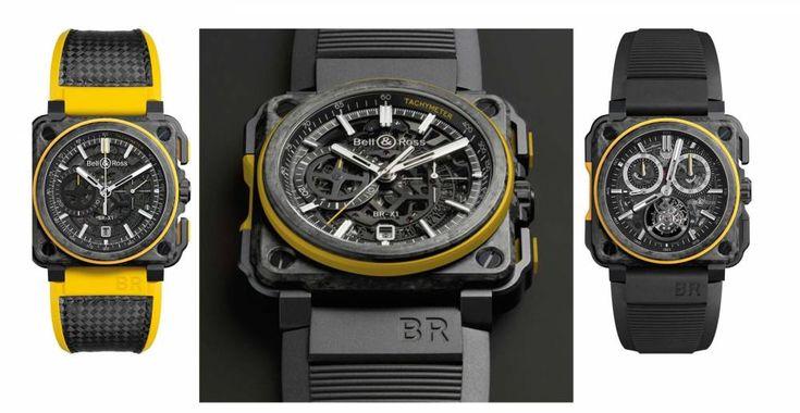 Bell & Ross a célébré son partenariat avec Renault Sport Formula One Team en dévoilant sa BR‑X1 RS16 lors du Grand Prix de Chine.