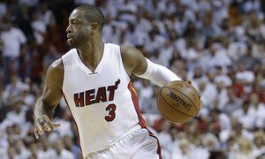 Dwyane Wade was a 12-time All-Star in Miami
