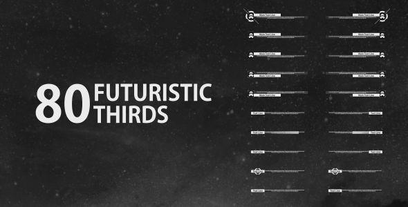 Futuristic Thirds