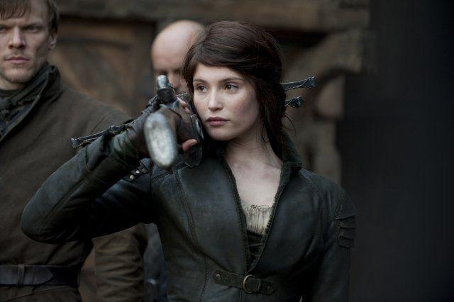 Still of Gemma Arterton in Hansel & Gretel: Witch Hunters  She is pretty badass.