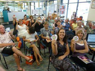 Public talks on social media and blogging at Perth libraries