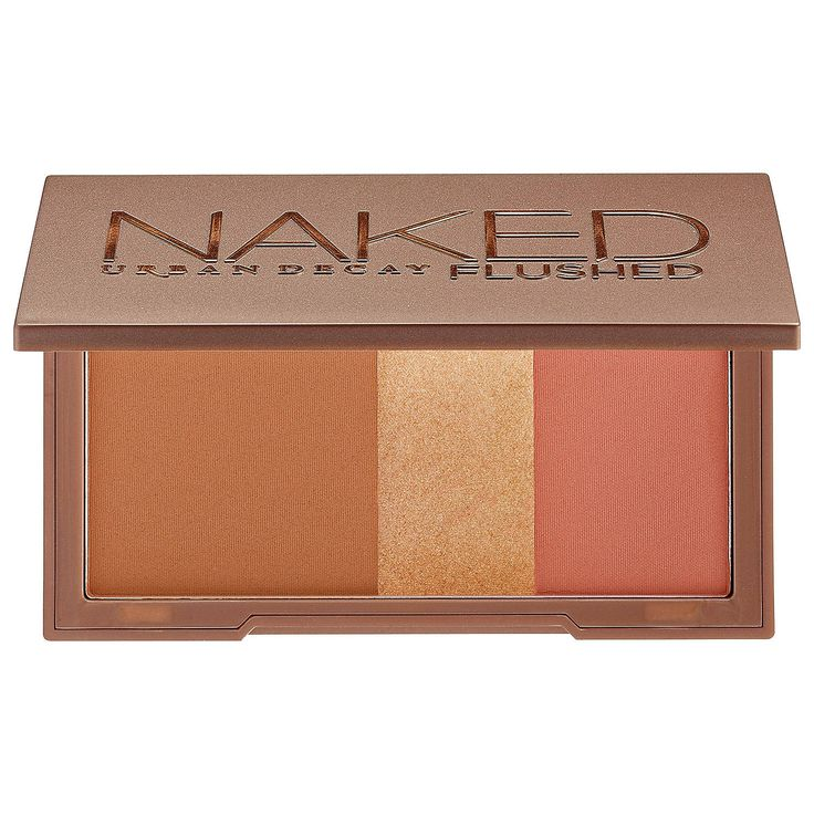 Naked Flushed - Palette Teint de Urban Decay sur Sephora.fr