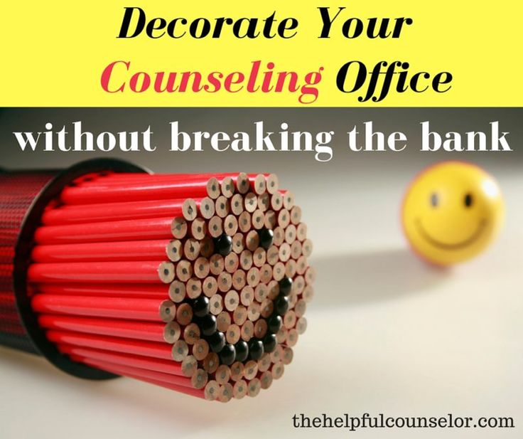Decorate Counseling Office Video                                                                                                                                                                                 More