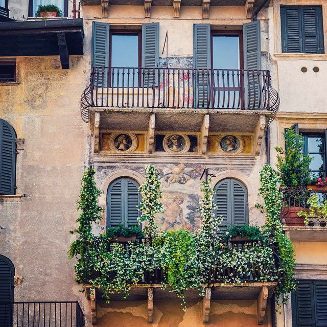 Verona, the most romantic city in Italy
