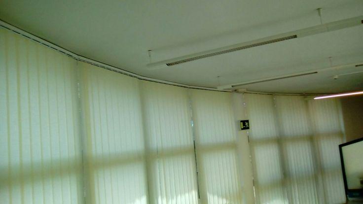 persianas vertical