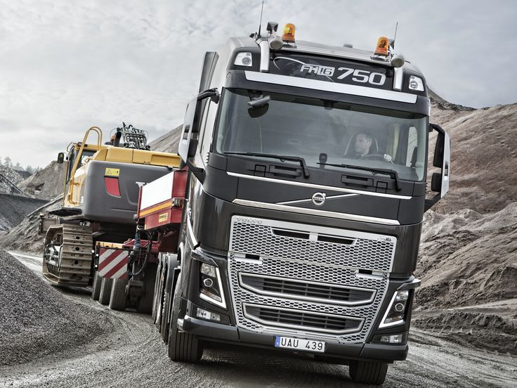 Volvo FH16 750 4x2 '2012–н.в.
