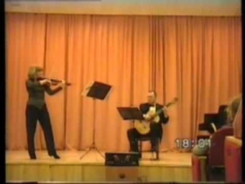 "Баев Евг. ""Подводные цветы"". Evgeny Baev.Jazz composition ""Underwater fl..."