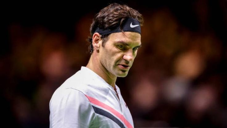 Roger Federer says in the 1990s he used to listen to 'DJ music'