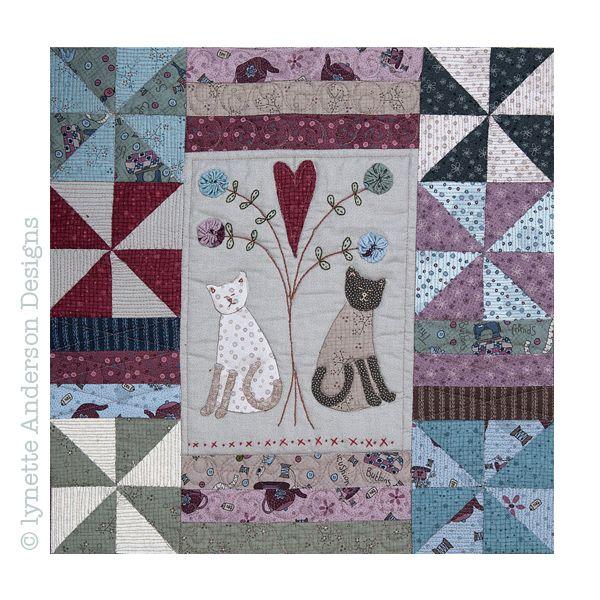 Y434 - A Kittens Tale - Block 1