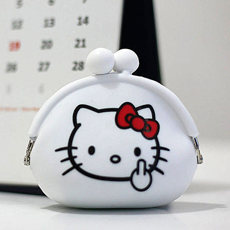 Coin Pouch Hello Kitty Rp 60.000