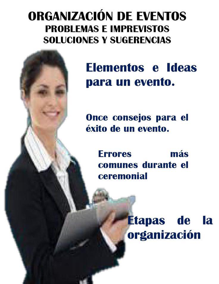 Revista organización de eventos problemas y soluciones Problemas y soluciones