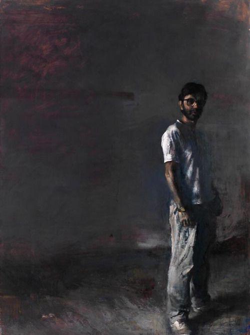 Γιώργος Ρόρρης | self portrait 1996 Giorgos Rorris
