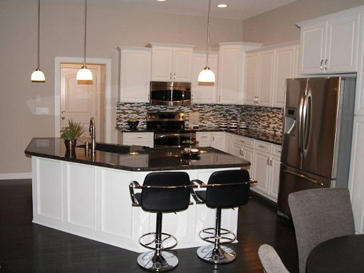 Black Pearl Granite Countertops Kitchen Projects