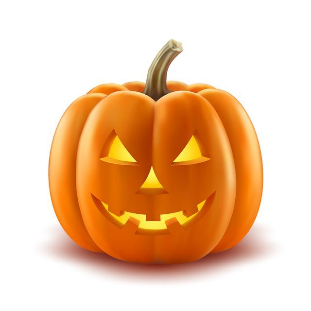 Scary Pumpkin Halloween Lantern Realistic Vector Pumpkin Clipart Halloween Pumpkin Png And Vector With Transparent Background For Free Download Pumpkin Illustration Scary Pumpkin Halloween Pumpkins