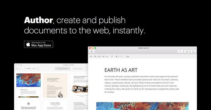 Author is a native Mac app with simple user experience, professional typography sets and integrated publishing platform. Author brings you…
