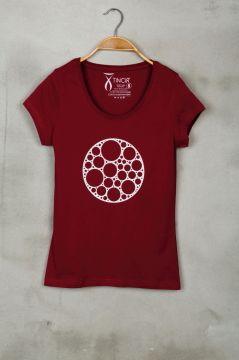 Circles Kadın Tişört