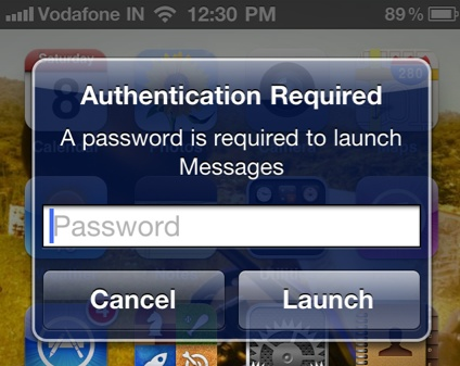 Finally-FolderLock for ios. Protect ur messages and photos