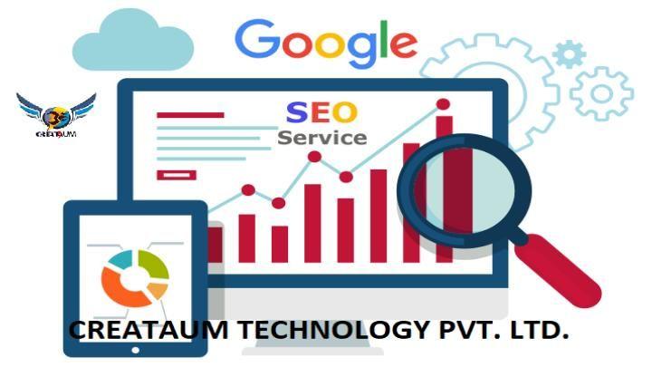 Top SEO Services in Varanasi   Creataum Technology Pvt Ltd