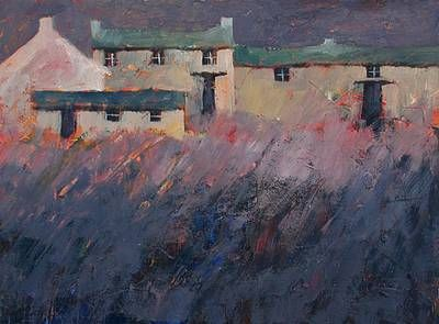 John Piper artist, paintings and art at the Red Rag British Art Gallery