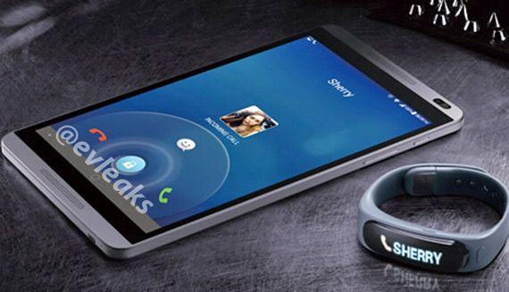 Huawei, Δυο smartphones και ένα smartband