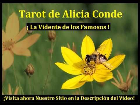 Alicia Conde la vidente de los Famosos. Descubre el Mejor tarot de los Famosos visita ahora http://www.el-tarot-del-amor.net/