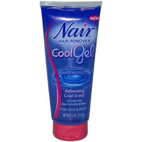 Nair Cool Gel Women Hair Remover, 7.5 Ounce
