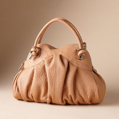 Bag in Nutmeg