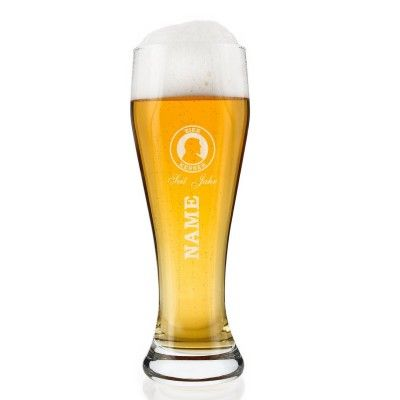 Privatglas Weizenglas Bohemia Bierglas mit GRATIS Laser-Gravur: http://cocktail-glaeser.de/einzeln/privatglas-weizenglas-bohemia-bierglas-mit-gratis-laser-gravur/