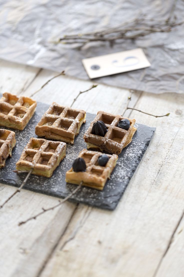 Belgian Waffles Photo:FurkanUYAN