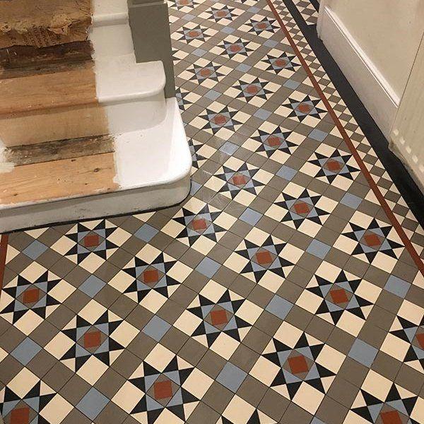 Victorian Hallway Tiles Victorian Floor Tiles Mosaic Floor Tiling Victorian Hallway Victorian Hallway Tiles Tiled Hallway