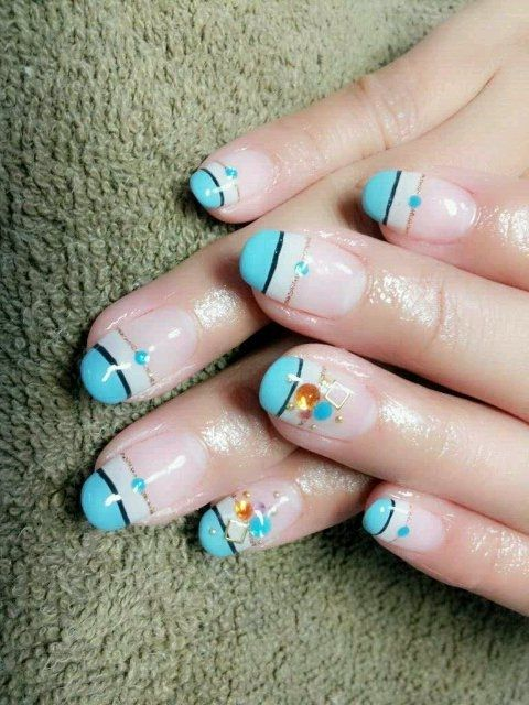 Look below the gallery of Top Dreamer's inspirational fall nail designs,choose your favorite color for autumn and your favorite design for nails. | See more about nail art designs, fall nail designs and art designs.