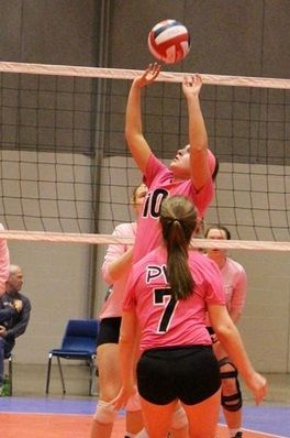 how to pass a volleyball correctly