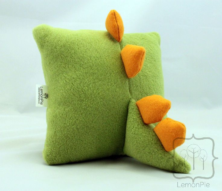 Rawrie Air the Dino Monster Pillow. $24.99, via Etsy.