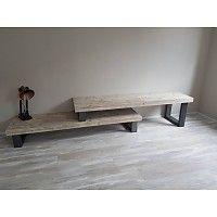 TV-meubel Hoog & Laag. €370